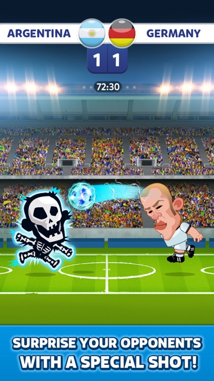 Head Soccer - Ultimate World Edition screenshot-0