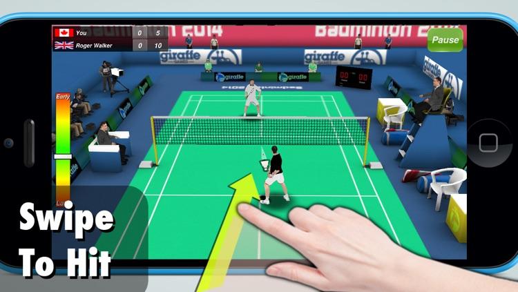 Badminton 3D - 2014
