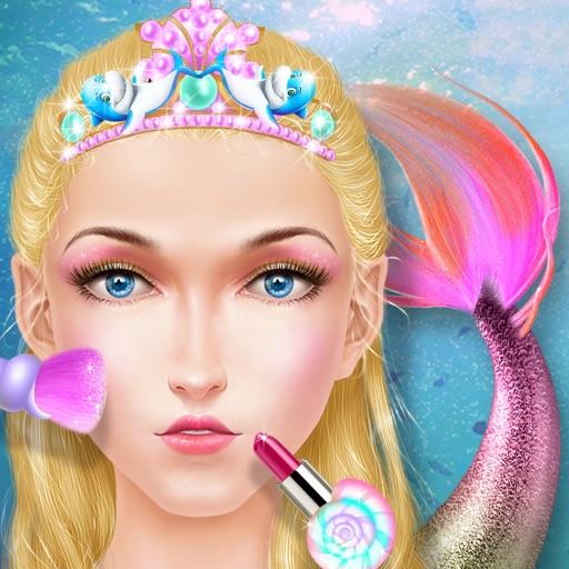 Mermaid Princess Salon™