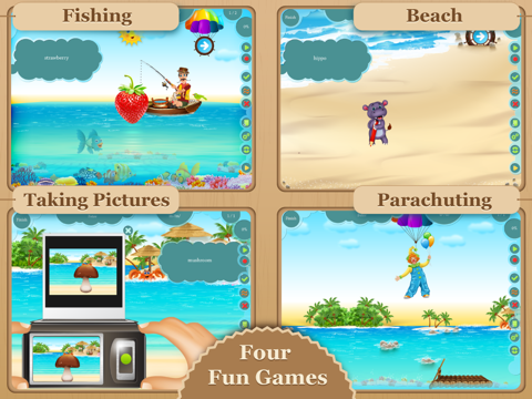Articulation Vacation screenshot two