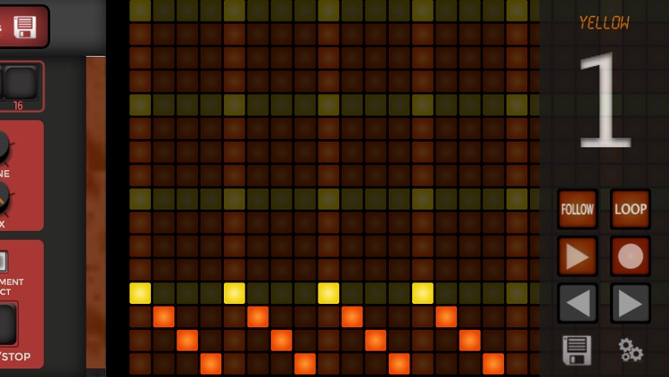 EGLM1 - LM1 Drum Machine screenshot-3