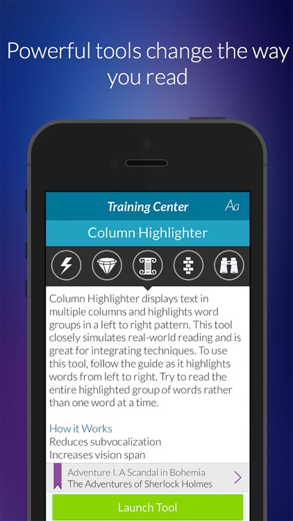 Acceleread Speed Reading Trainer screenshot-4