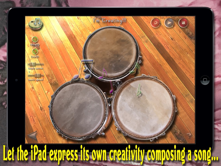 i Play My Caribbean Drums HD screenshot-4