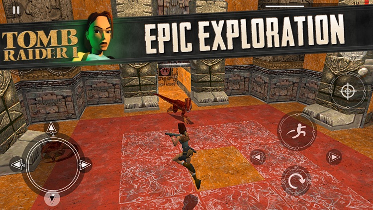 Tomb Raider I screenshot-3