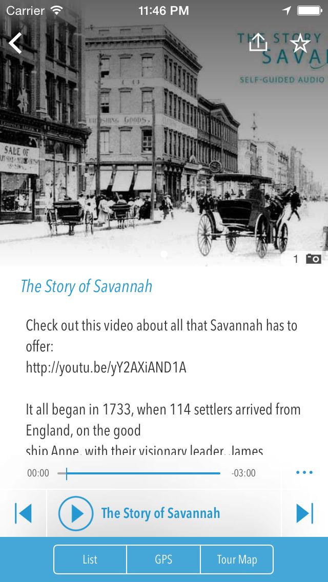 LITE: Savannah Walking Tour screenshot three