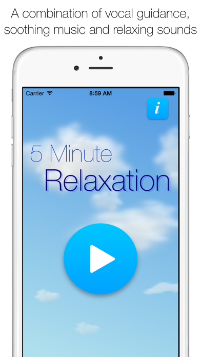 5 Minute Relaxation Pro - Guided meditation for sleep, rest