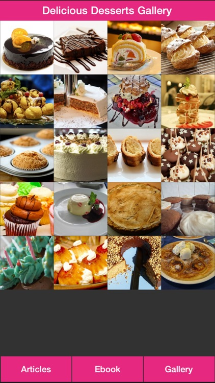 Delicious Desserts Plus - Discover A Lot Of Delicious Desserts Recipes!
