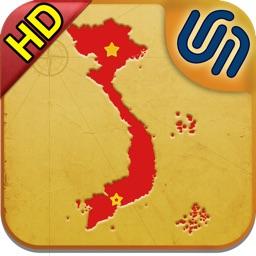 MapPieces:Vietnam HD