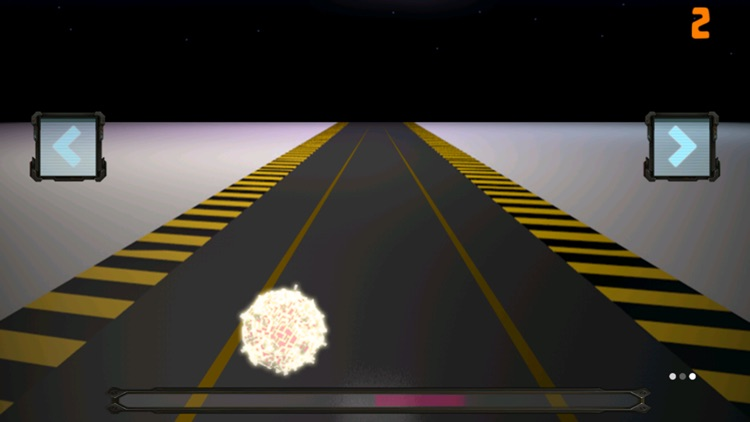 Space Pilot - Balance your ship on the ground screenshot-4