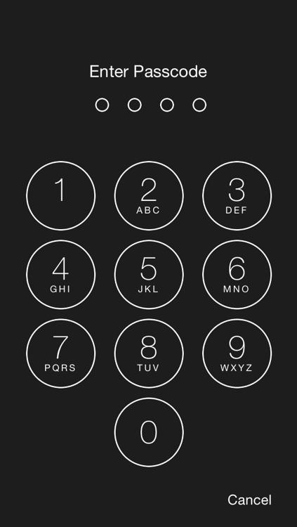 All Password in One - Password Safe screenshot-4