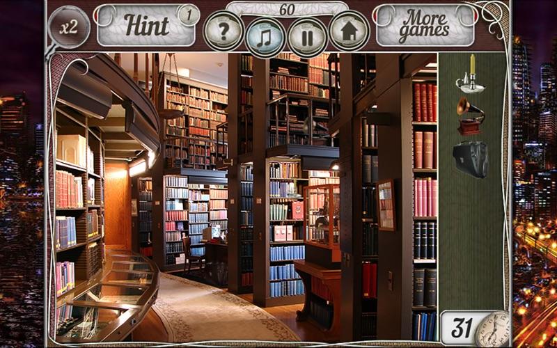 Detective Novels screenshot 3