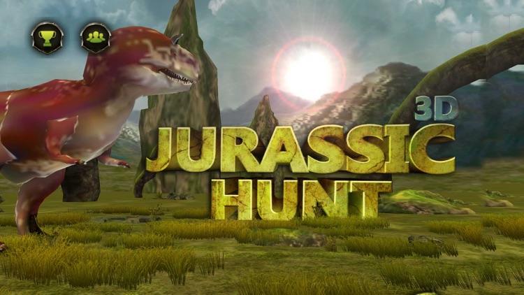 Jurassic Hunt 3D. Best Dinosaur Hunting World Simulator