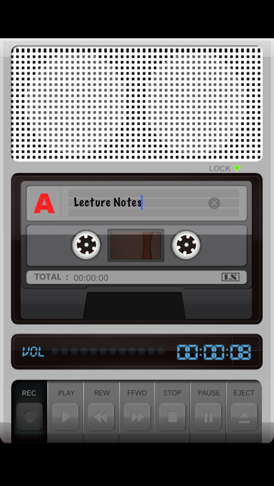 点击获取Tapes Lite