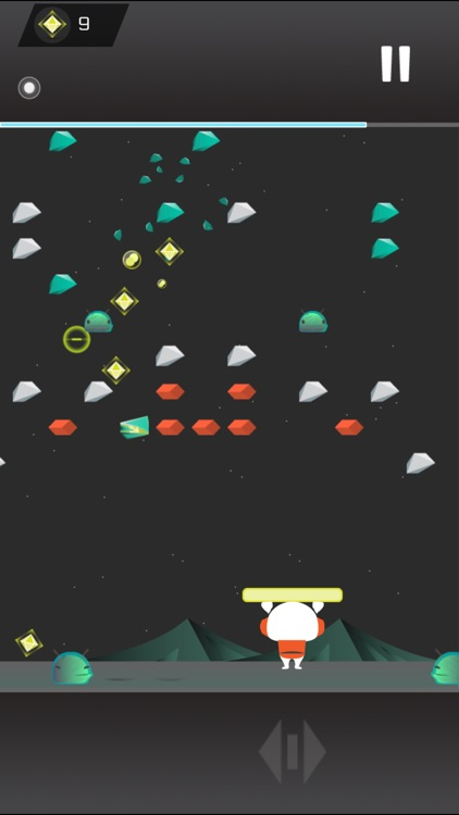 Galactive Fitness Game screenshot-3