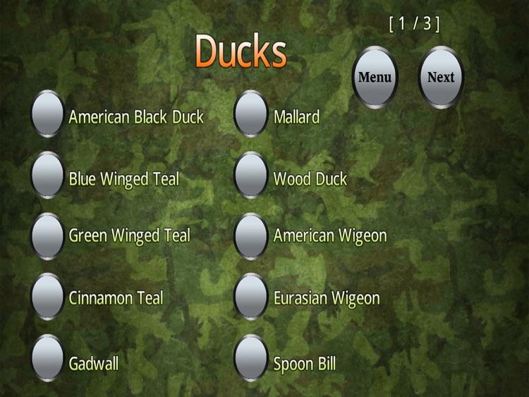 """Duck ID """"For iPad"""" screenshot-4"""