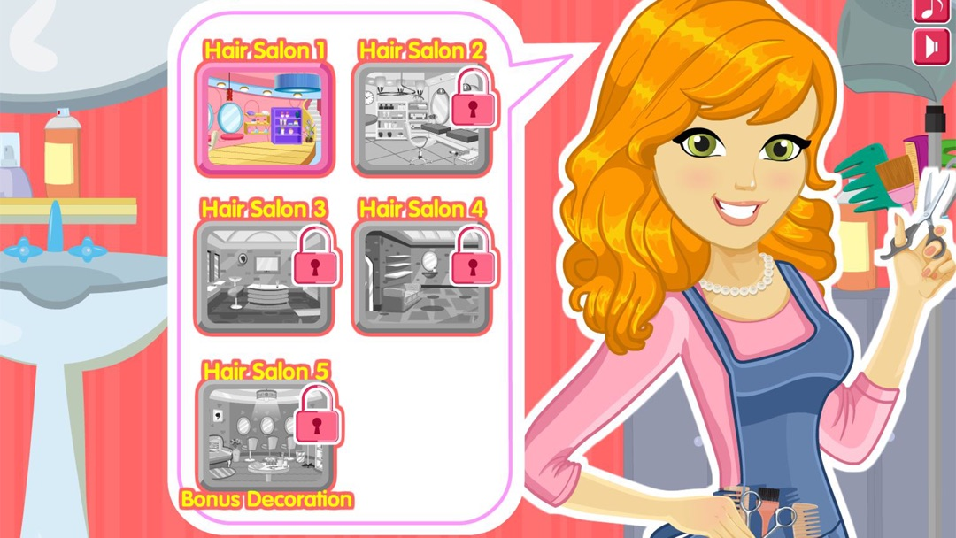 Clean Up Hair Salon Cleanup Game Online Game Hack And Cheat Gehack Com