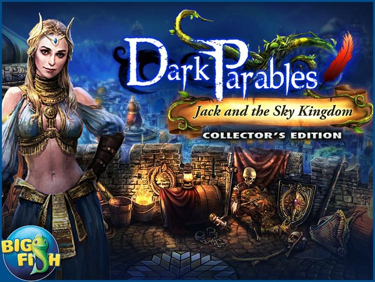 Dark Parables: Jack and the Sky Kingdom HD - A Hidden Object Fairy Tale screenshot-4
