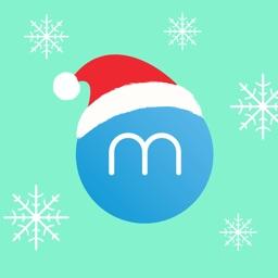 Christmas Keyboard - Countdown to Xmas