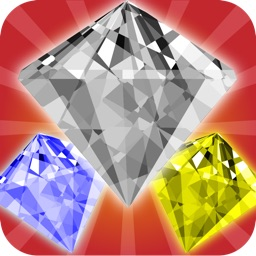 Diamond Crush Legend - The Shimmering World of Jewels and Gems with Buddies