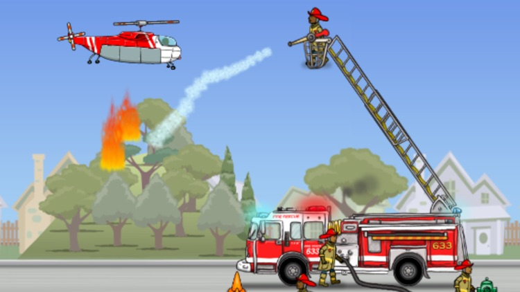 Fire Truck screenshot-3