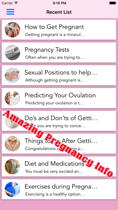 Pregnancy Lover - Pregnancy Tips By Week Update for Your Expect