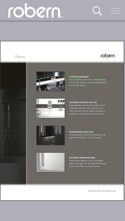 Robern Catalogs