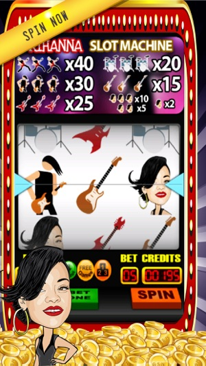 A+ Slots: Rihanna Edition - Slots Machine