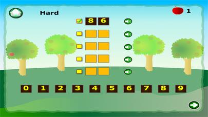 Preschool Numbers Lite screenshot four