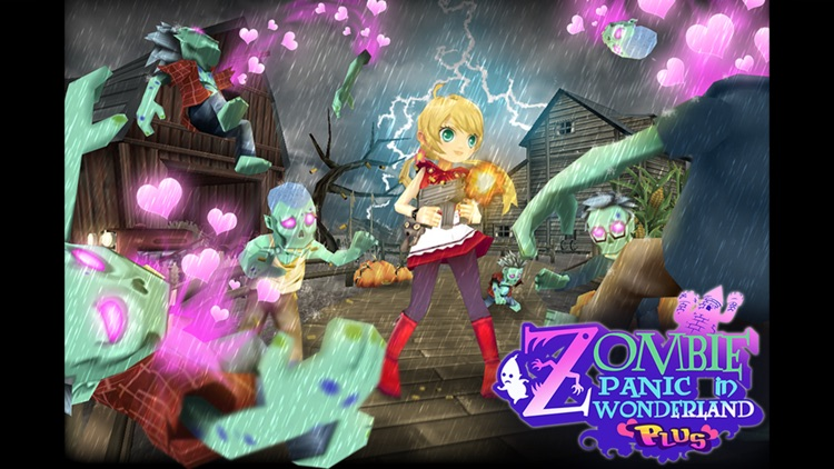 Zombie Panic in Wonderland Plus