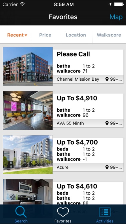 Apartments and Homes For Rent by MyNewPlace screenshot-3