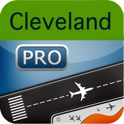 Cleveland Airport + Flight Tracker Premium HD Hopkins CLE