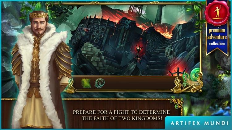 Grim Legends 2: Song of the Dark Swan screenshot-4
