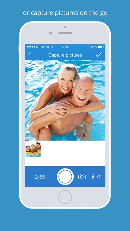 Moments - Turn your pictures into beautiful music videos!
