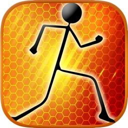 A Stickman Runner Dash Craze