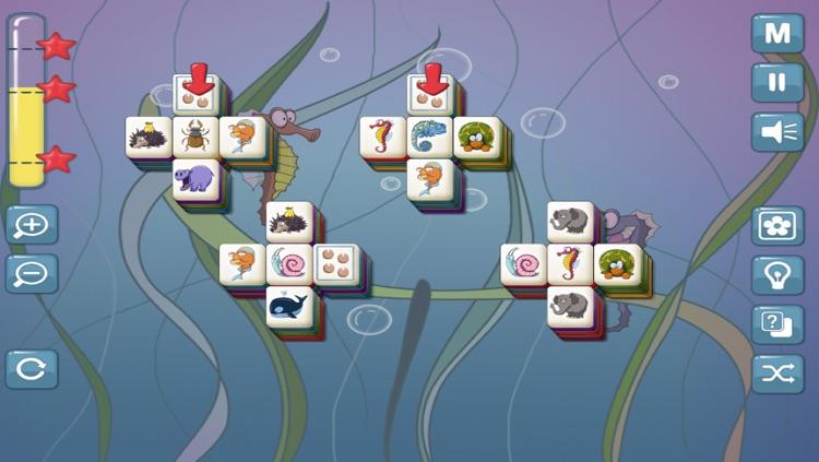 Zoo Mahjong Free screenshot-4