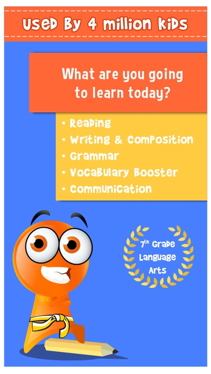 iTooch 7th Grade | Language Arts