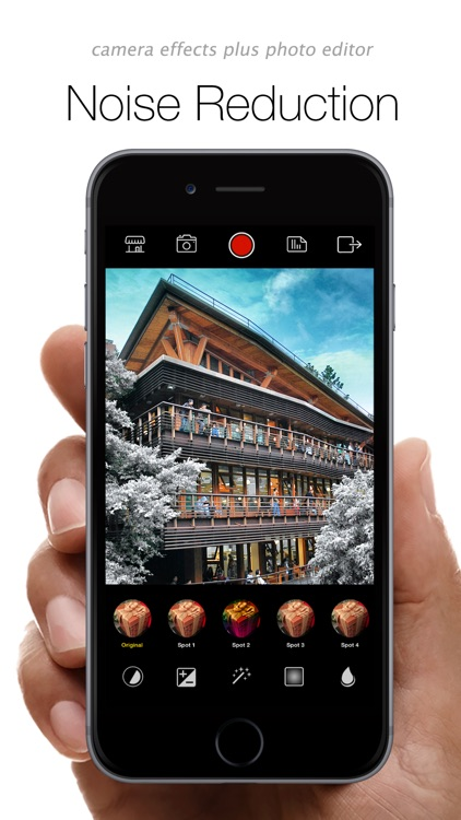 Pro Camera FX 360 Plus - Best Photo Editor and Stylish Camera Filters Effects screenshot-0