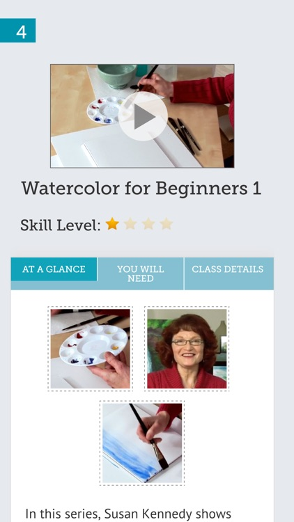 Watercolor painting for beginners screenshot-3