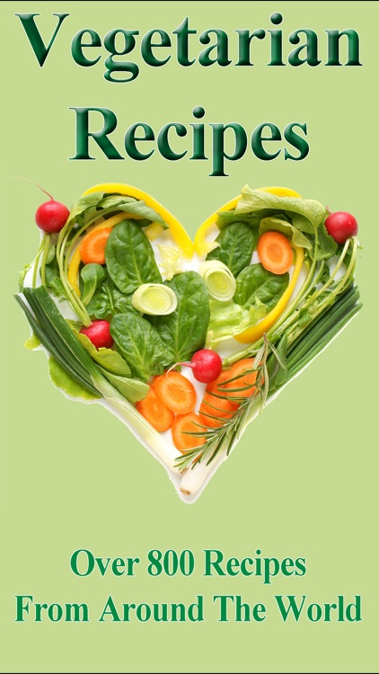 Vegitarian Recipes