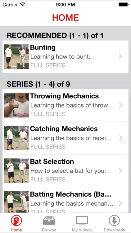 Baseball Lessons screenshot-1