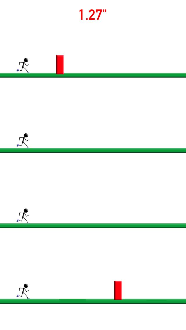 No One Dies Today Stickman Jump screenshot two