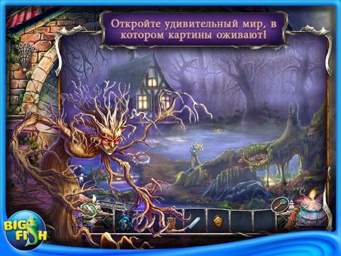 Мост в иной мир. Сожженные мечты. HD - поиск предметов, тайны, головоломки, загадки и приключения (Full) на iPad