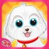 凯蒂和小狗护理 - 猫温泉狗扮靓乐在皇家宠物兽医博士游戏