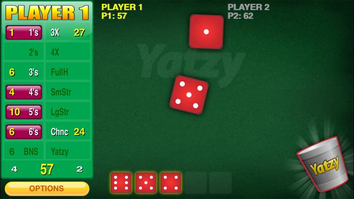 Yatzy Addict Screenshot