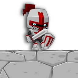 Knight Hero - Extend the stick - Cross the chasm - Save the princess