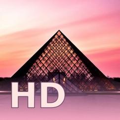 Лувр HD Обзор приложения
