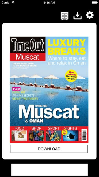 Time Out Muscat Magazine by ITP Publishing