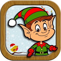 A Naughty Christmas Elf - Use Santa's Sled to Catch Falling Presents Free