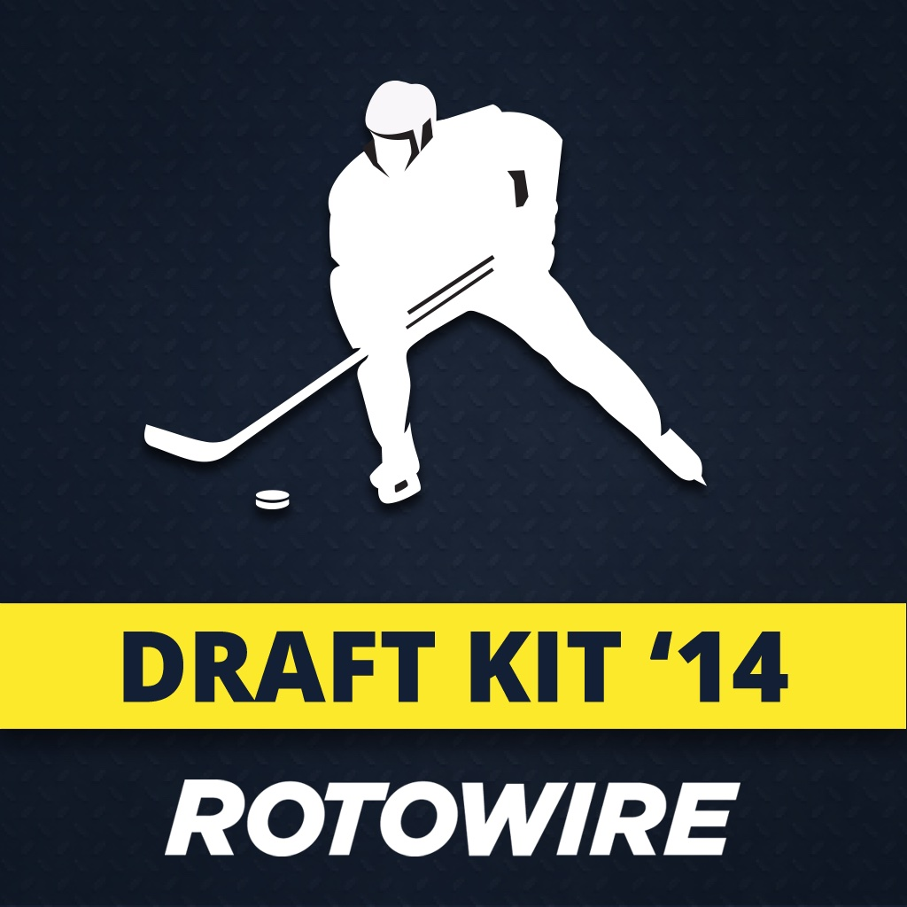 RotoWire Fantasy Hockey Draft Kit 2014