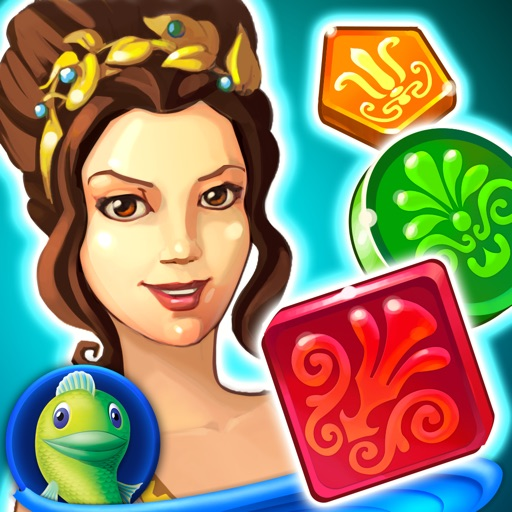 Greek Gems - A Collapse Game icon